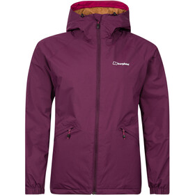 Berghaus Deluge Pro Jacket Women purple